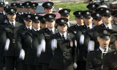 PSNI Recruits
