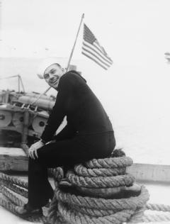 US sailor