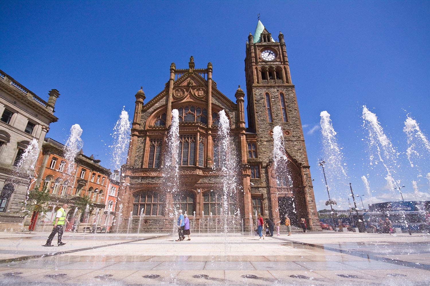 Prestigious Award For Derry S Guildhall A Masterclass In