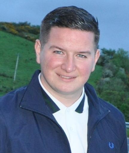 Sinn Fein Cllr Colly Kelly