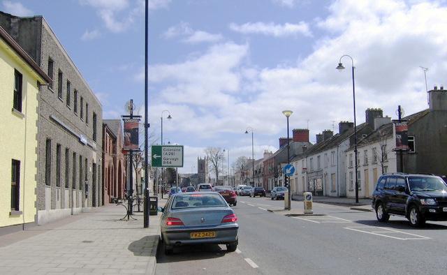 Dungiven_Main_Street