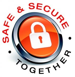 safe and secure meet now