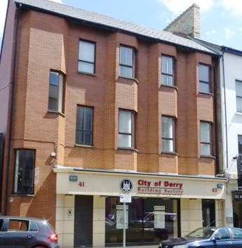 City Of Derry Building Society Merger