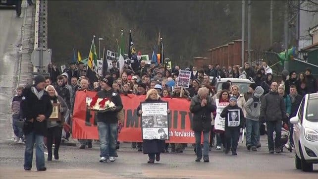 lastyear's march