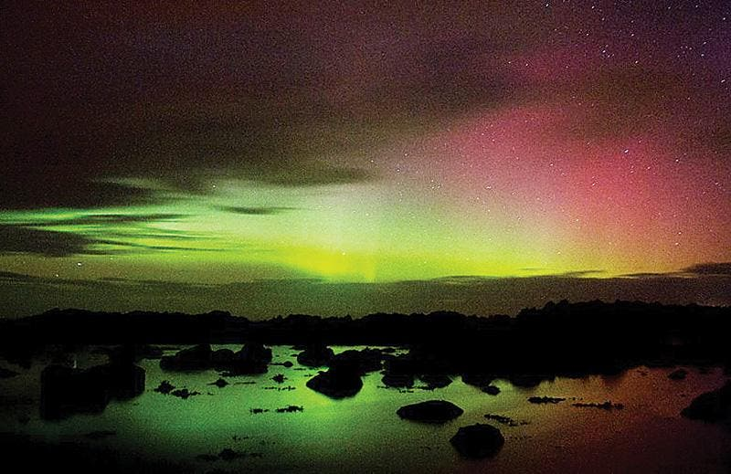 Great chance the northern lights will dazzle tonight for Chance of seeing northern lights tonight