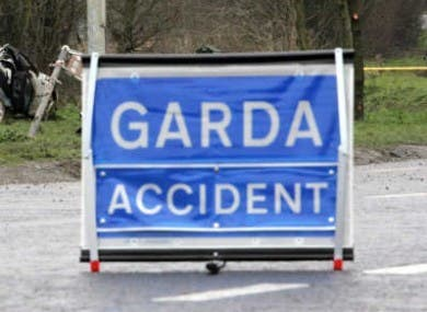 gardaaccident