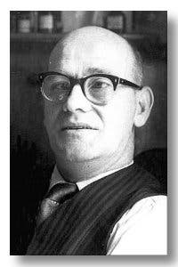 The late Sammy Devenney.