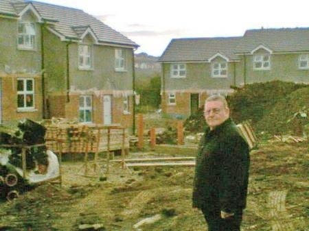 Cllr Tony Hassan. Sinn Fein's housing spokesperson.