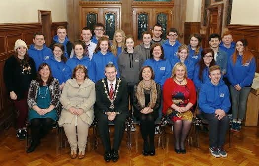 """YOUNG PEOPLE """"GET TO KNOW"""" THEIR COUNCILLORS – Derry Daily"""