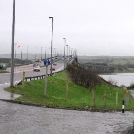 FOYLE BRIDGE TO UNDERGO £350K IMPROVEMENT WORKS NEXT MONTH