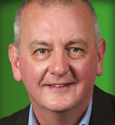 Sinn Fein Cllr Paul Fleming
