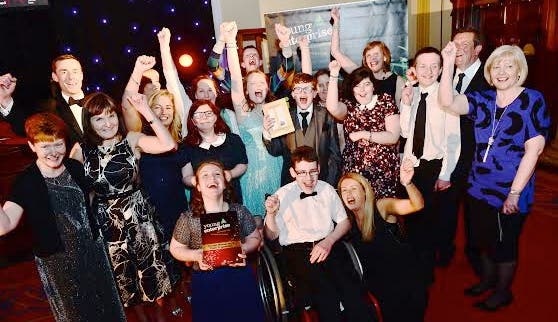 CELEBRATIONS IN DERRY AS BELMONT HOUSE AND FOYLEVIEW ...