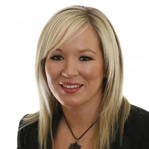 DARD Minister Michelle O'Neill.