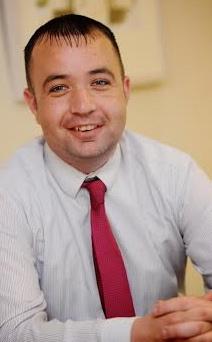 SDLP Cllr Brian Tierney.