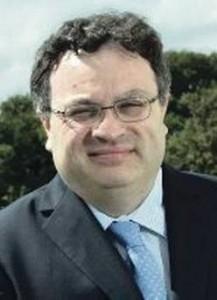 Dr Stephen Farry.