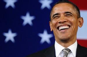 US President Barrack Obama.