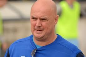 Institute manager Paul Kee was left devastated following Michael Gault injury-time winner for Portadown.