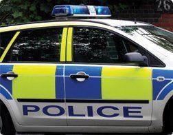 Police crime scene pic