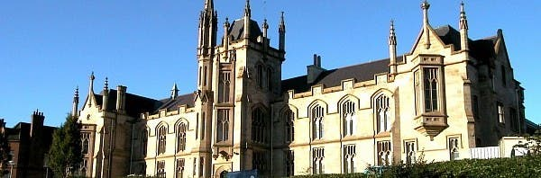 The Ulster University Magee campus in Derry