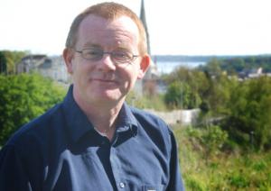 Sinn Fein councillor Eric McGinley.