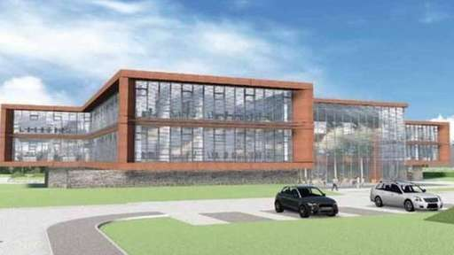 What the new DARD HQ will look like in Ballykelly