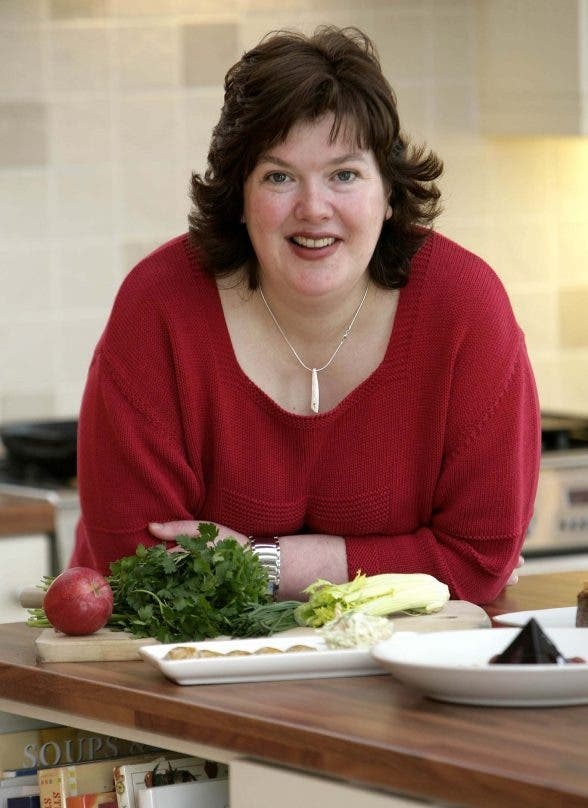 BBC Radio Ulster radio presenter and chef Paula McIntyre is coming to Derry next month for Slow Food festival