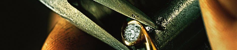 Jewellery Making, Thomas School of Jewellery