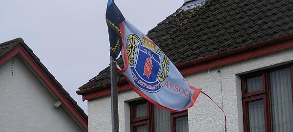 UDA flag Coleraine