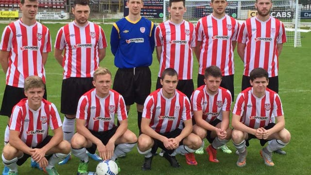 Derry city reserves