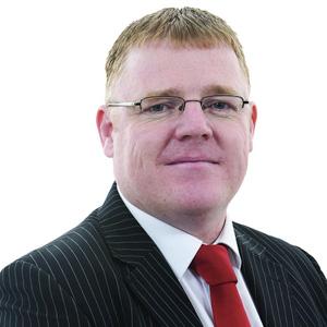 Sinn Fein MLA Declan McAleer