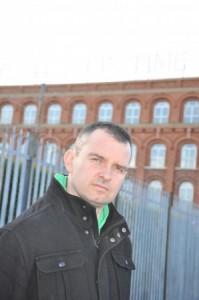 Sinn Fein councillor Mickey Cooper