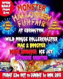 Monster Halloween Funfair