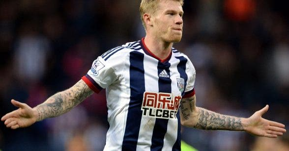 James McClean sticks to his principles for not wearing poppy symbol