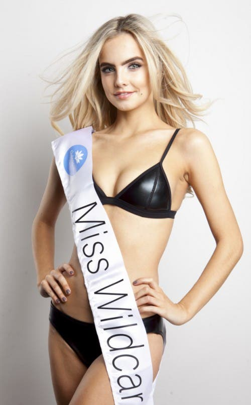 And here is the news derry girl joanna cooper crowned miss universe
