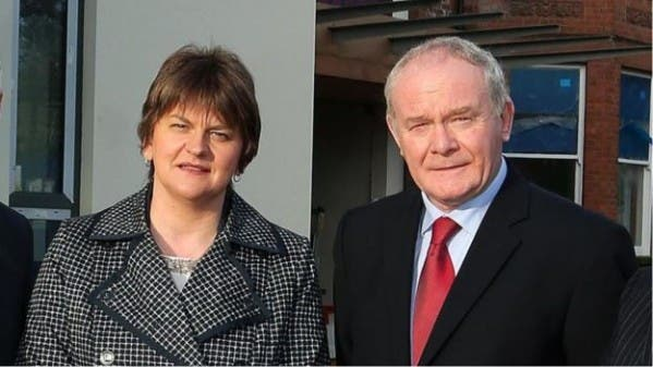 First MinisterArlene Foster and deputy first minister Martin McGuinness hosted Executive meeting in Derry last week