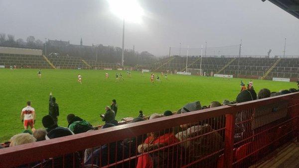 Derry v Fermanagh Celtic Park