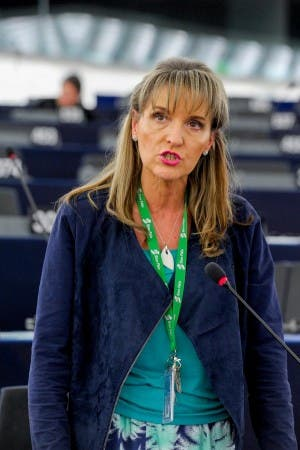 Sinn Fein MEP Martina Anderson