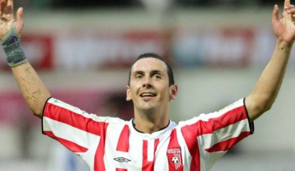 Legendary Derry City striker Mark Farren's name will live on in a new cup