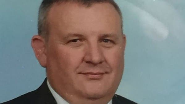 Murdered prison officer Adrian Ismay who was died after a bomb exploded under his vanh