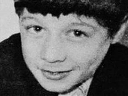 15-year-old school boy Daniel Hegarty who was shot in head by a soldier in Derry in 1972 during Operation Motorman