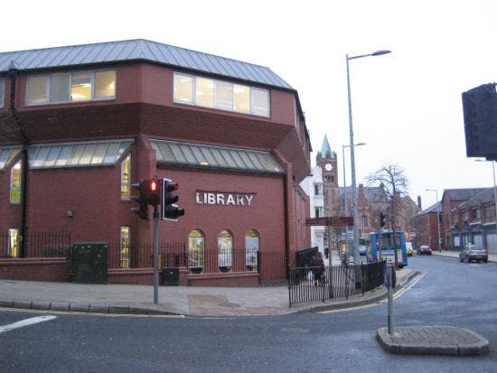Plans to hours of Derry's Central Library in Foyle Street have now been shelved