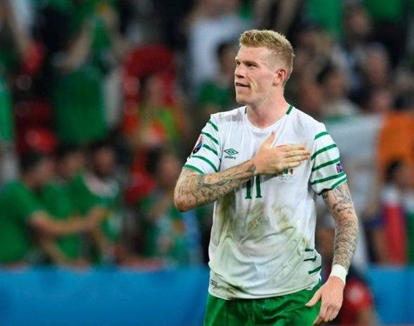 """Creggan's James McClean blast Kenny Shiels 'England Reserves' comment as """"insulting''"""
