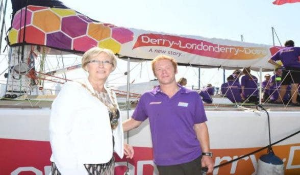 Mayor Derry Clipper