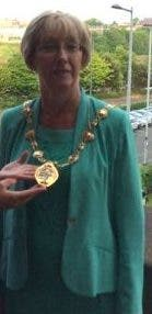 Mayor of Derry and Strabane council Hilary McClintock