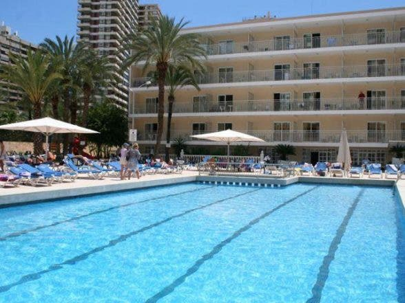 The Calypso Hotel in the Costa Blanca