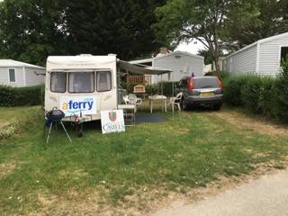 My own caravan