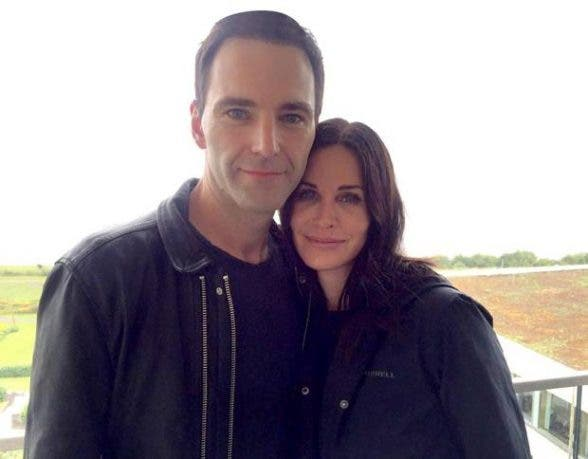 Wedding bells for Johnny McDaid and actress Courteney Cox as couple plan quiet nuptuals in USA