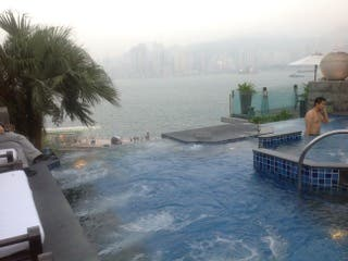 Go further afield and take a trip to Hong Kong