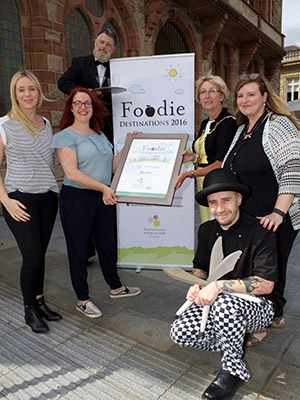 LEGENDERRY FOODIE JUDGE