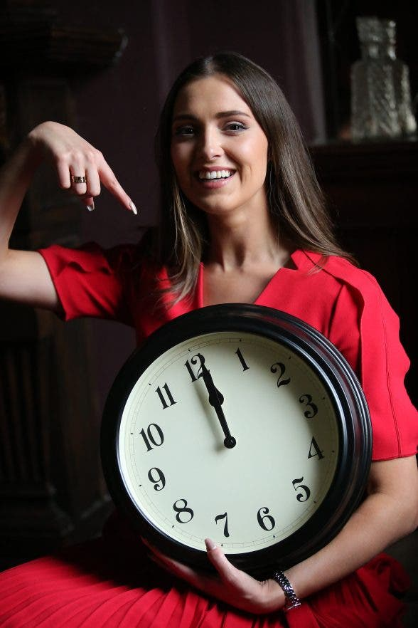 Model Rebecca Maguire calls time on the search to discover Northern Ireland's best pubs, hotels and restaurants as the closing date for Hospitality Ulster's Pub of the Year Awards 2016 fast approaches.